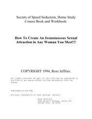 Secrets Of Speed Seduction workbook.pdf