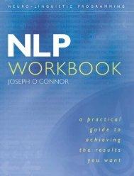(neuro-linguistic programming) (ebook).pdf - NLP Info Centre