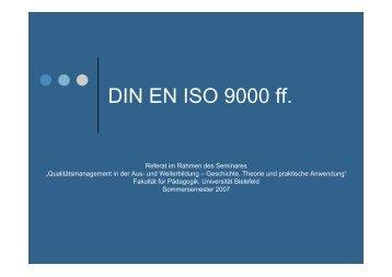 iso 9000 реферат: