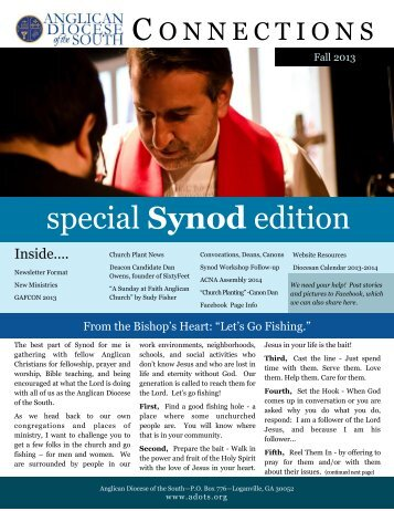 C special Synod edition