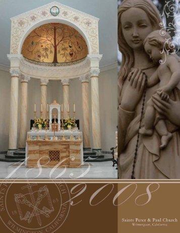 SS Peter and Paul Roman Catholic Church .. Page 1