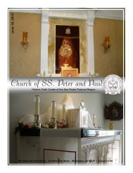 Church of SS Peter and Paul