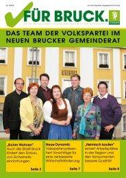 Ausgabe Juni 2010 (Dateigröße ca. 1 MB) - Brucker Volkspartei