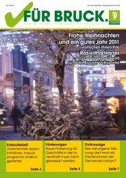 Ausgabe Dezember 2010 (Dateigröße ca. 3 MB) - Brucker Volkspartei