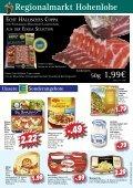 Regionalmarkt Hohenlohe - Bäuerliche Erzeugergemeinschaft ... - Seite 3