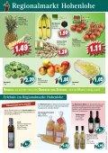 Regionalmarkt Hohenlohe - Bäuerliche Erzeugergemeinschaft ... - Seite 5