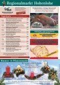 Regionalmarkt Hohenlohe - Bäuerliche Erzeugergemeinschaft ... - Seite 6