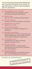 Erlebnisgastronomie und - Bäuerliche Erzeugergemeinschaft ... - Seite 6