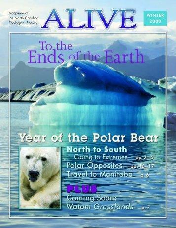 Magazine of the North Carolina Zoological Society