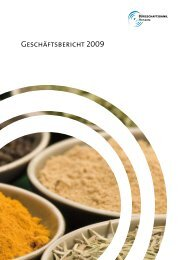 Geschäftsbericht 2009 - Bürgschaftsbank Hessen