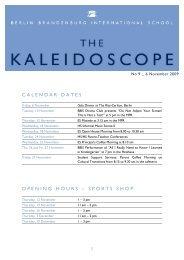 1 calendar dates opening hours – sports shop - Berlin Brandenburg ...