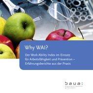 WAI - Bundesanstalt für Arbeitsschutz und Arbeitsmedizin