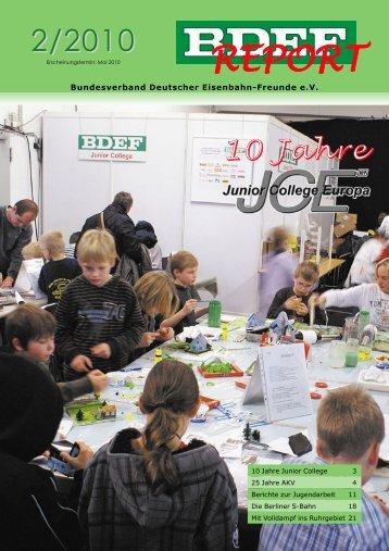 NEU! Professioneller Modell- anlagenbau - BDEF  - Bundesverband ...
