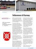 Sommerstevnet 2011 blir arrangert på Karmøy 5 – 10 juli 2011 - Page 7
