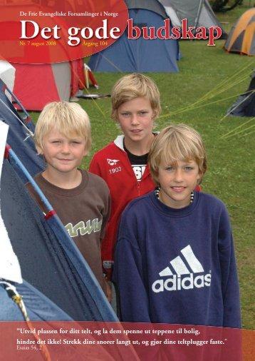 Utvid plassen for ditt telt, og la dem spenne ut teppene til bolig ...