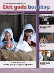 Kristi Menighet - Den Frie Evangeliske Forsamling