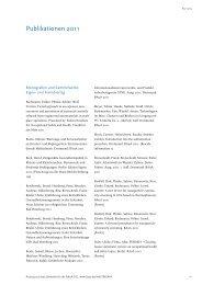 Publikationen der BAuA 2011 - Bundesanstalt für Arbeitsschutz und ...