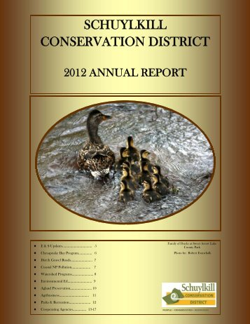 CONSERVATION DISTRICT