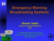 Broadcasting Systems