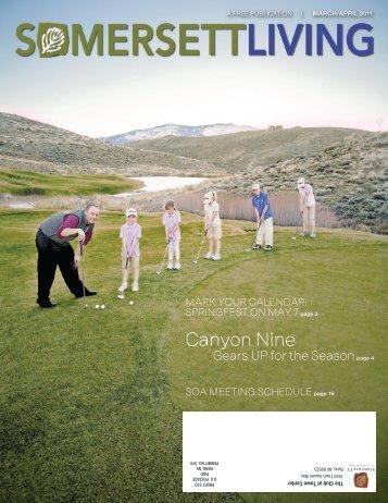 Canyon Nine