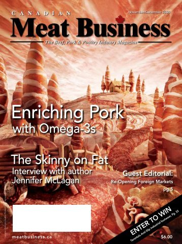 Enriching Pork