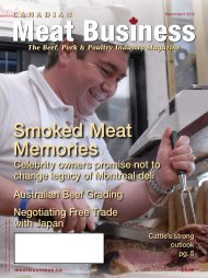 Smoked Meat Memories