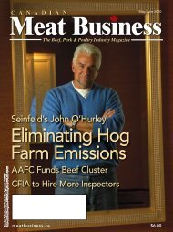 Eliminating Hog Farm Emissions