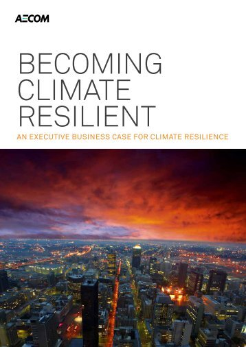 Becoming Climate Resilient