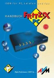 FRITZ!X PC v2.0 - AVM
