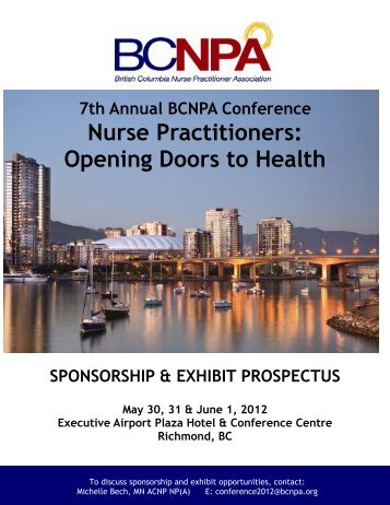 Nurse Practitioners Opening Doors to Health