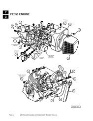 illustrated parts manual 430 max 4-wheel drive tractor