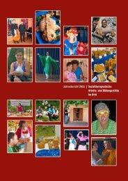Jahresbericht 2011 | Sozialtherapeutische Arbeits- und Bildungsstätte im Grüt