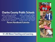 Charles County Public Schools