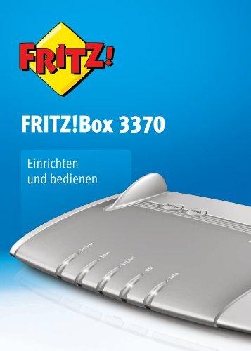 FRITZ!Box 3370 - AVM