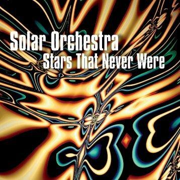 Solar Orchestra - n° SR009