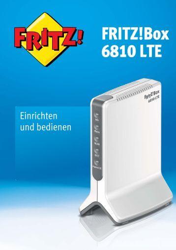 FRITZ!Box 6810 LTE - AVM