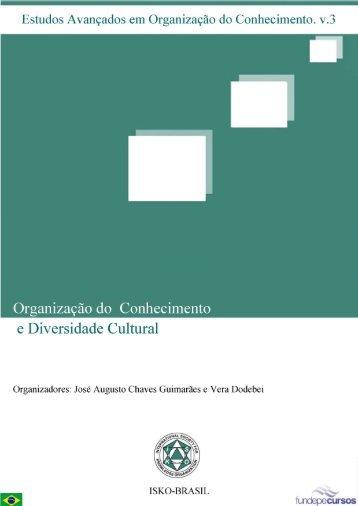 Organização do Conhecimento e Diversidade Cultural