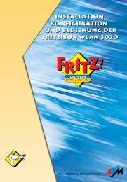 FRITZ!Box WLAN 3020 - AVM