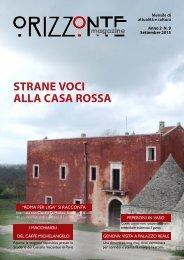 Orizzonte Magazine n°9 2015