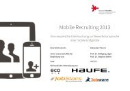 Mobile Recruiting 2013