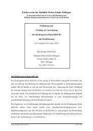 Ausschreibung im PDF-Format - Mathilde-Weber-Schule