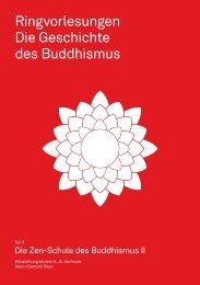 Die Geschichte des Buddhismus