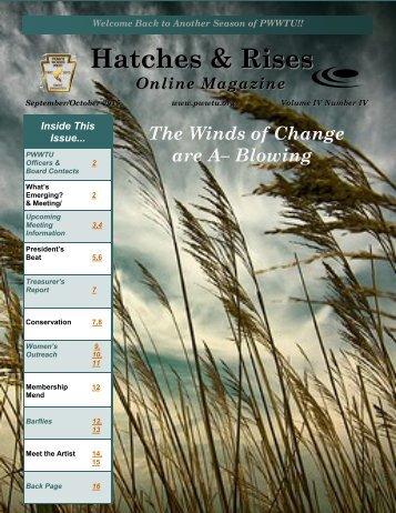 Hatches & Rises Hatches & Rises