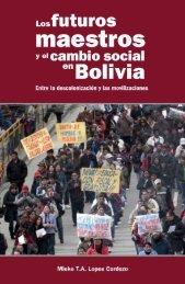 Los futuros maestros y el cambio social en Bolivia