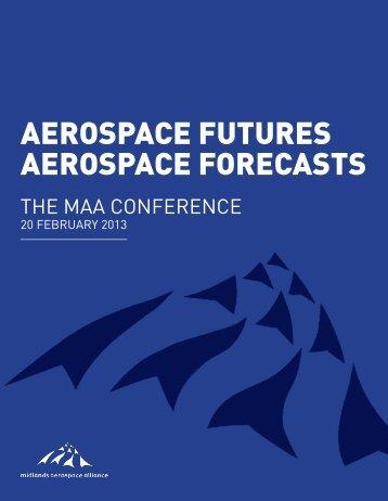 AEROSPACE FUTURES AEROSPACE FORECASTS