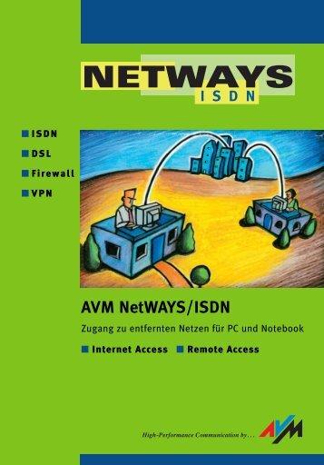 AVM NetWAYS/ISDN