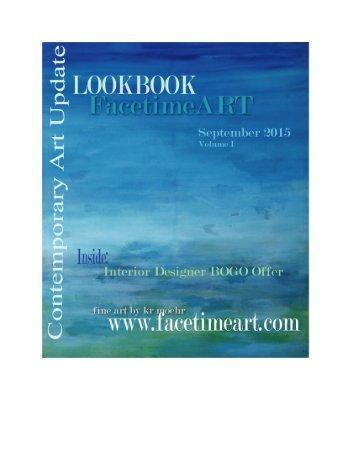 ART LOOKBOOK - September 2015 - Volume I