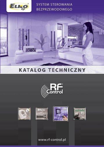SYSTEM STEROWANIA BEZPRZEWODOWEGO www.rf-control.pl