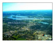 City of Prairie du Chien Downtown Development Master Plan