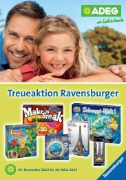 Treueaktion Ravensburger